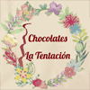 Logotipo Chocolates La Tentación