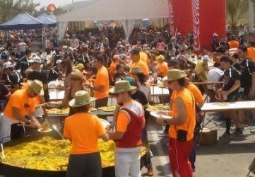 Imagen Paellas Gigantes a La Brasa