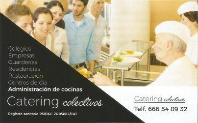 Catering Colectivos (Imagen 16L)