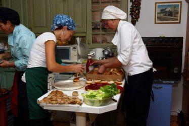 Imagen: Entre bambalinas bada Cristina y Iñaki