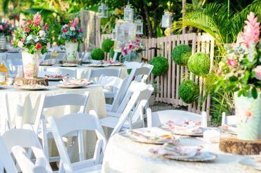 Imagen: Catering y decoraciones para comuniones