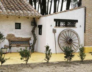 Imagen: Rincón de finca rústica en Salamanca
