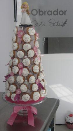Imagen: Pirámide de Cupcakes