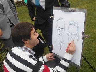Imagen Caricaturas Quedáis Guapos
