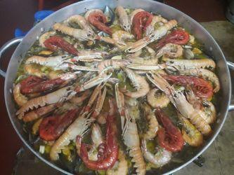 Imagen Paella Cinco Villas