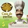 Logotipo Casa de Paellas