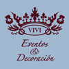 Logotipo Vivi Eventos y Decoración